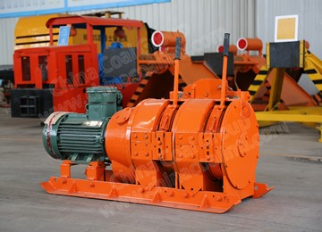 2JP(B)-55 44KN Mining Electric Scraper Winch