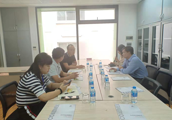 Congratulations To China Coal Group On A Strategic Cooperation With A Large Mining Group In Vietnam