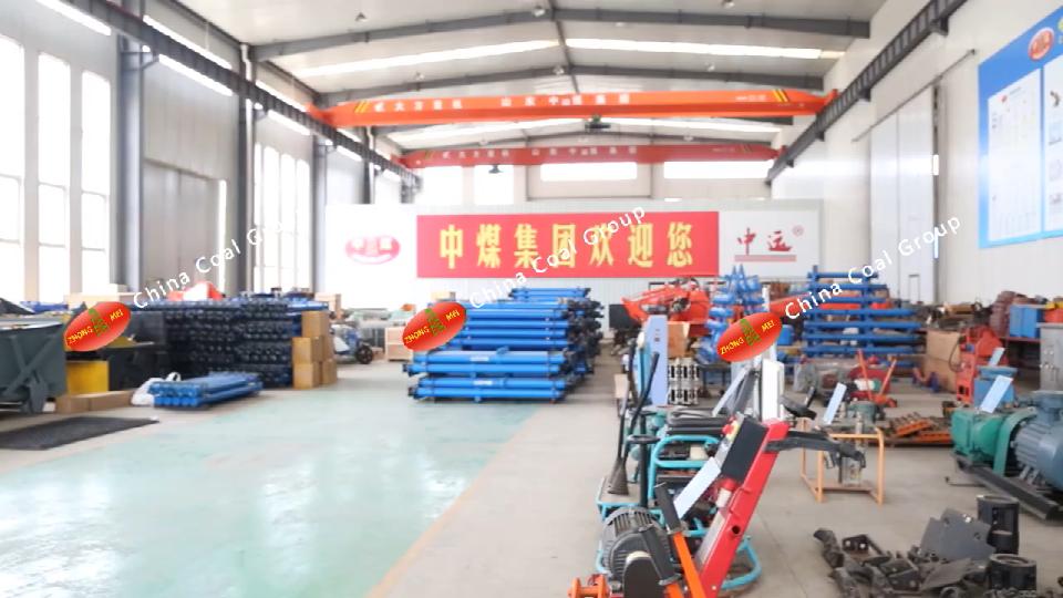 Mining Equipment Exhibition Hall