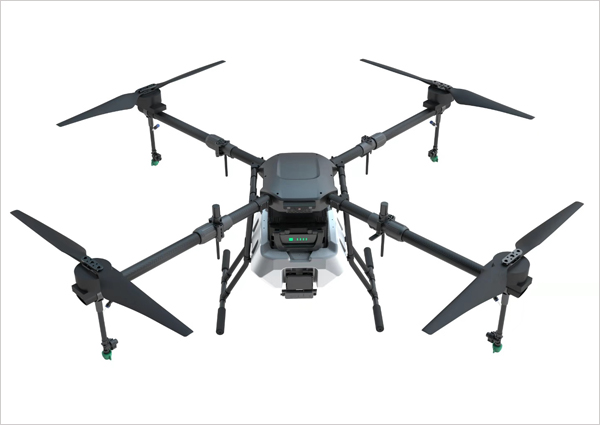 China Coal Group Subsidiary Cate Robotics Co., Ltd., Independently Developed Drones