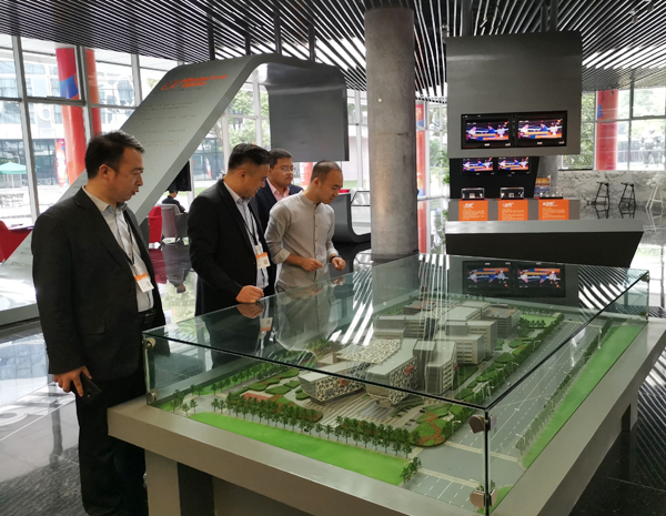 China Coal Group Invited To Visit Alibaba Group Headquarters Discuss Cooperation