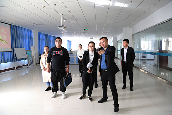 "Warmly Welcome The ""Inter-Learning And Mutual Comparison"" Selection Team Of The Communist Youth League Committee To Visit The China Coal Group"