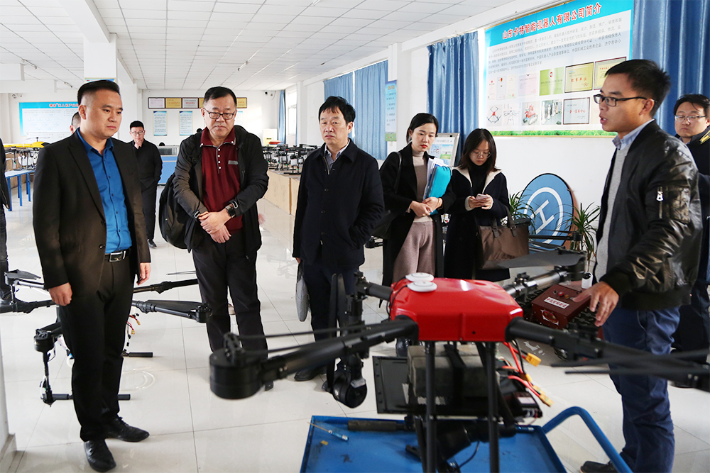 Warmly Welcome Chinese Academy Of Sciences And Jining Industrial Research Institute Experts To Visit China Coal Group