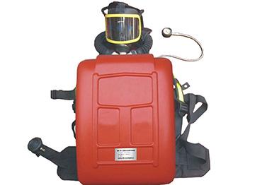 Mining Positive Pressure Oxygen Respirator