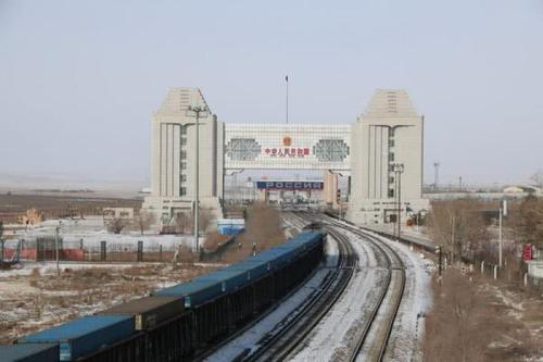 Coal Imports At China'S Most Continent Road Crossing Station Increased By 15% Year-On-Year