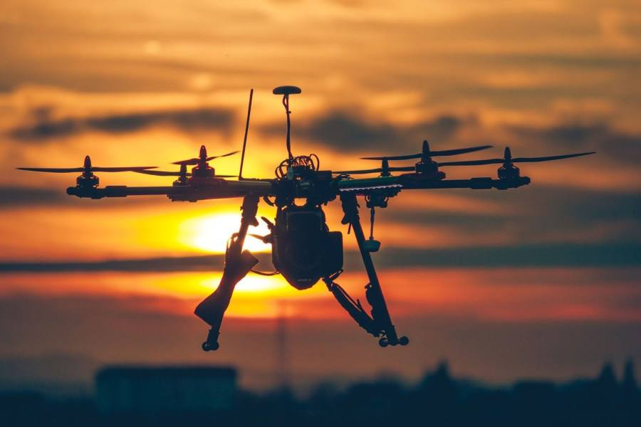 Consumer Drones Will Become New Smart Terminals?
