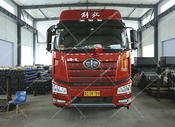 China Coal Group Sent A Batch Of Mining Single Hydraulic Props To Yunnan Province