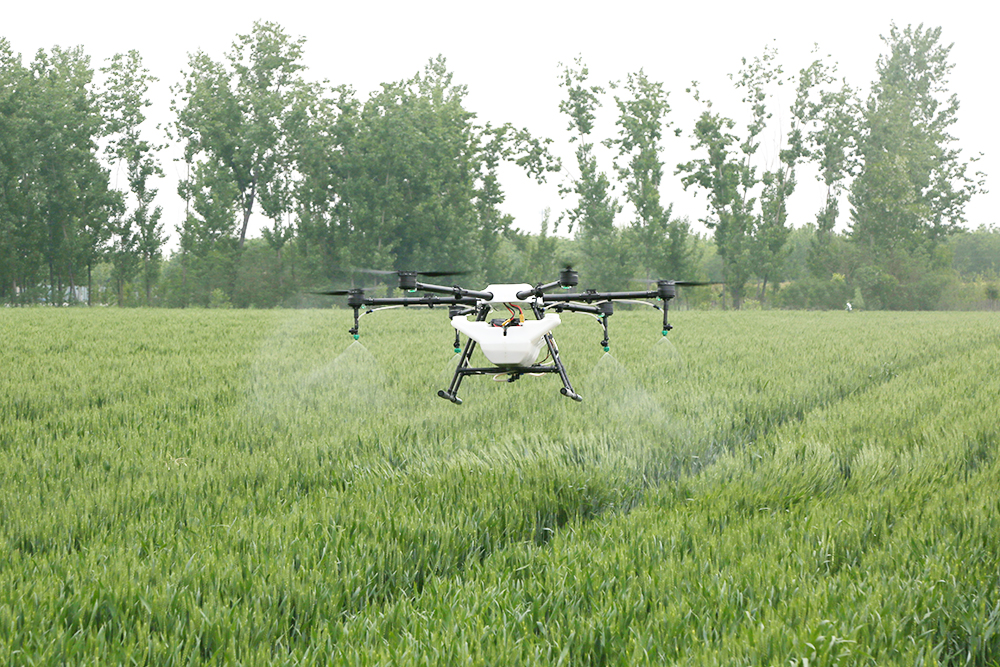 China Coal Robot Co., Ltd. Conducts Drone Training For Jining Plant Protection Flight Defense Training Class