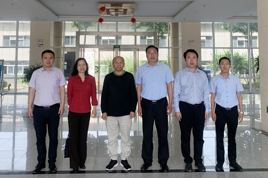 Warm Welcome United States Steiger Technology Co., Ltd. Leadership Visit China Coal Group Investigation Cooperation