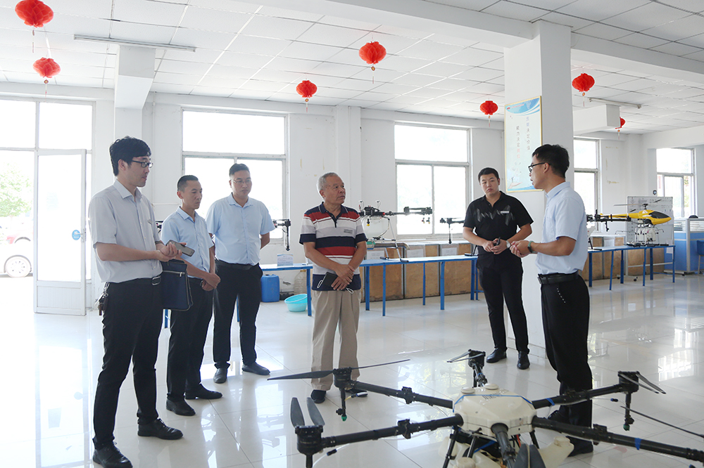 Warmly Welcome The Leaders Of Shandong Equipment Manufacturing Association To Visit China Coal Group