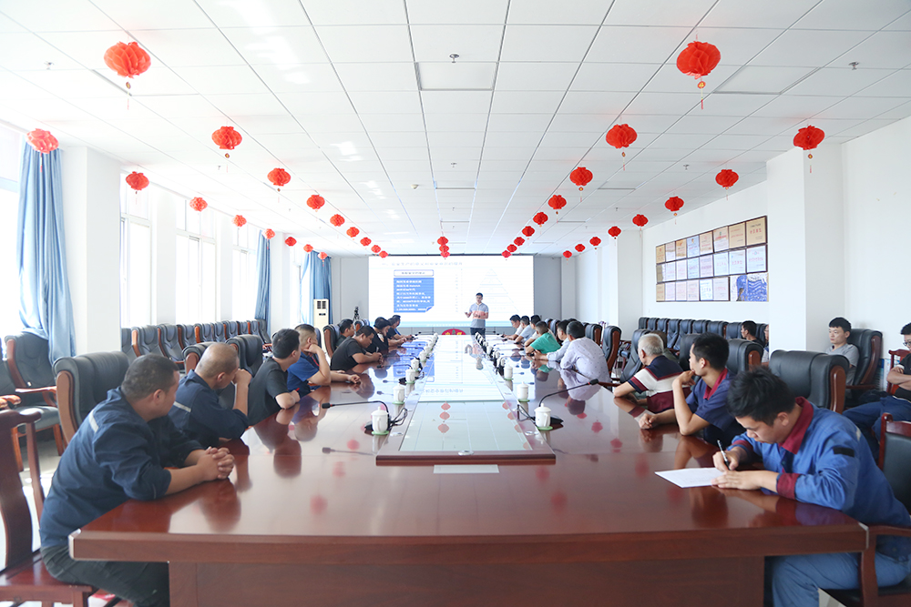 Warmly Welcome Experts From The Emergency Management Bureau Of Jining High-Tech Zone To Visit China Coal Group For Safety Production Training