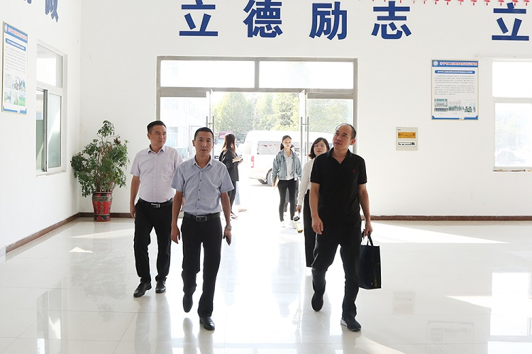 Warmly Welcome The Leaders Of The Jining Municipal Committee Of The Communist Youth League To Visit China Coal Group Again To Inspect Cooperation