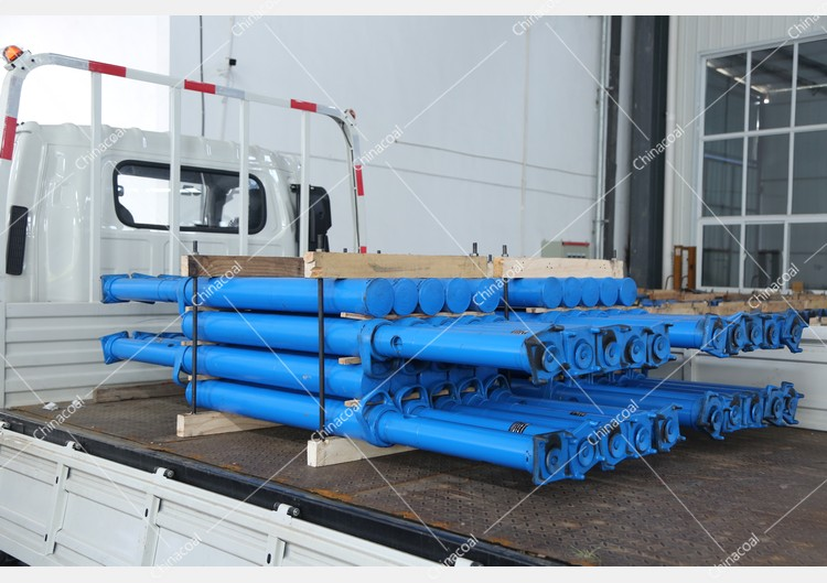 China Coal Group Sent A Batch Of Suspended Mining Single Hydraulic Props To Shanxi Province And Shaanxi Province