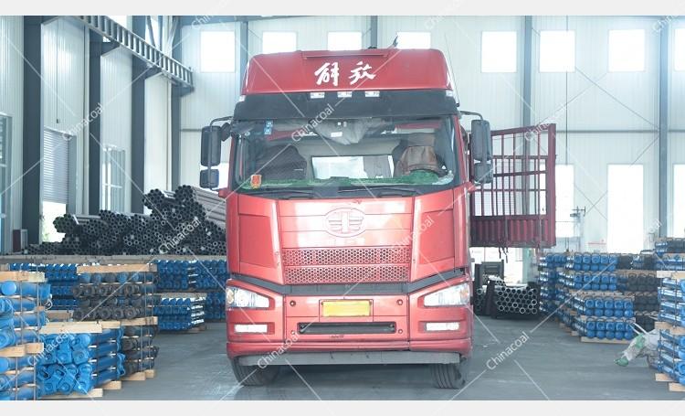 China Coal Group Sent A Batch Of Single Hydraulic Props To Xinjiang Province