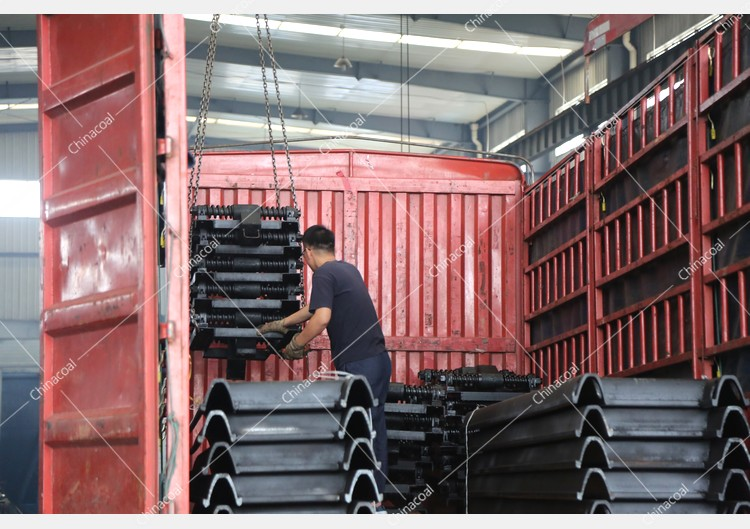 China Coal Group Sent A Batch Of Car Stoppers To Xi'An, Shaanxi