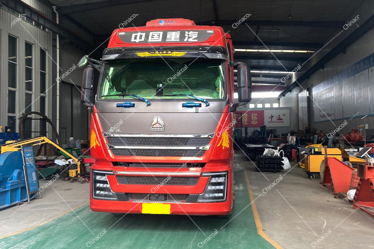China Coal Group Sent A Batch Of Mining Flat Cars To Heilongjiang And Zhejiang Respectively