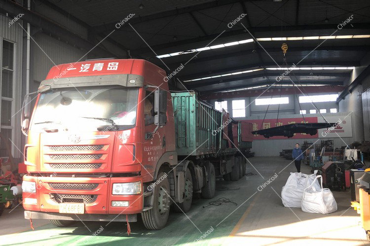 China Coal Group Sent A Batch Of Flat Cars And Steel Wire Ropes To Zhejiang Again