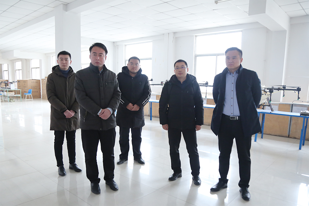 Warmly Welcome Beijing Big Data Experts To Visit China Coal Group For Investigation And Cooperation