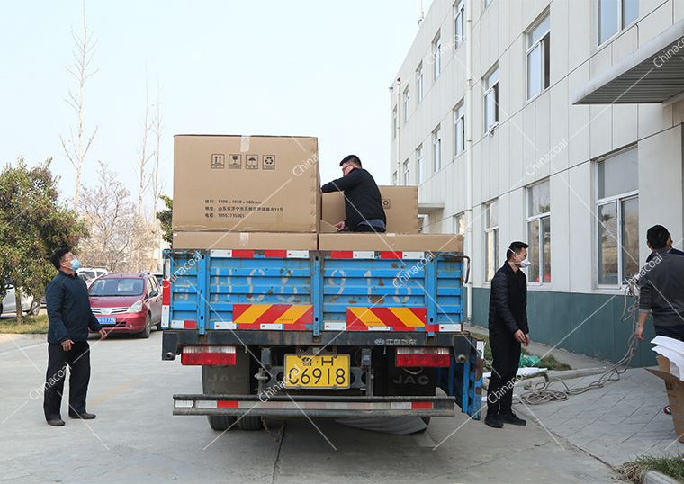 China Coal Group Kate Robot Company Sent a Batch Of Plant Protection Drones To Inner Mongolia