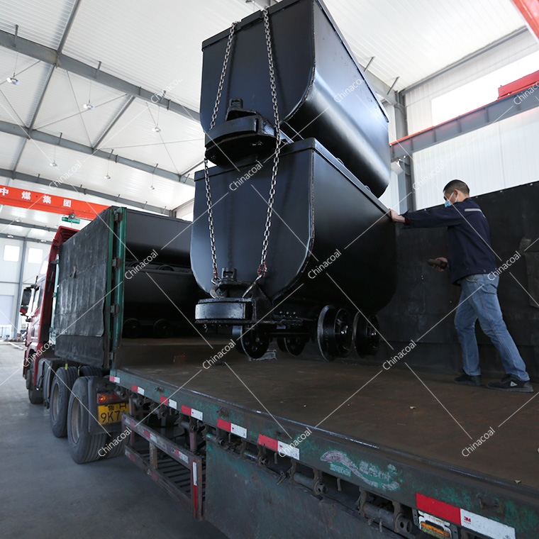 A Batch Of Mining Cars Material Cars And Flat Cars Of China Coal Group Are Sent To Many Provinces And Cities In China