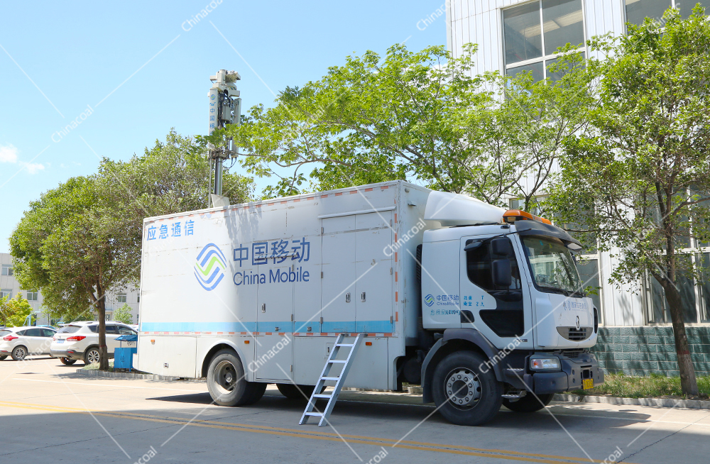 Warm Congratulations To China Coal Group'S Hydraulic Prop Live Broadcast (China Coal 5G Lab) Won The First Battle