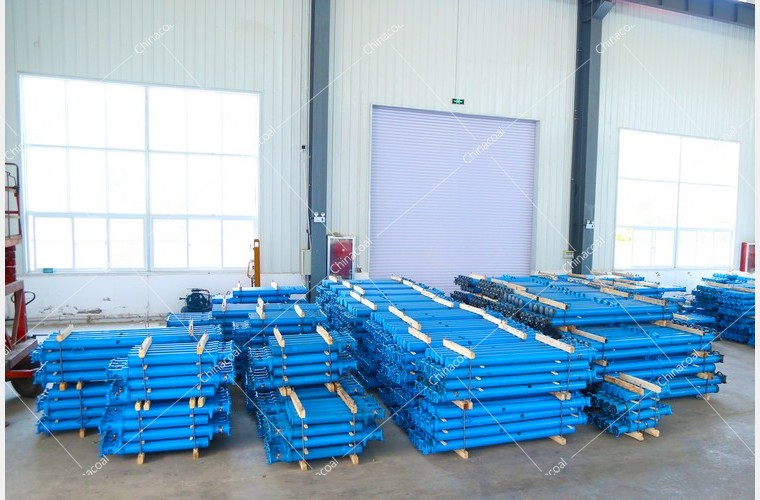 A Batch Of Mining Single Hydraulic Props Of China Coal Group Are Sent To Shanxi Jinzhong