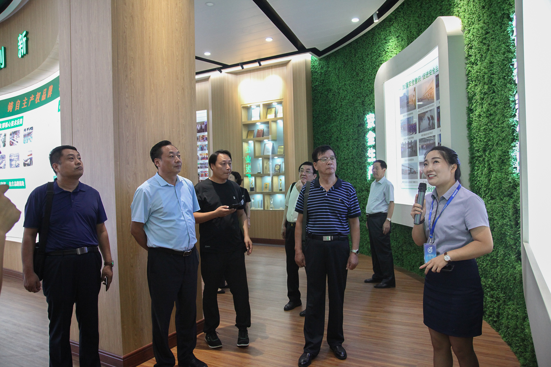 China Coal Group Was Invited To Participate In The Technical Innovation Symposium Of Jining City'S Old Branch To Assist Liweishan County Enterprises