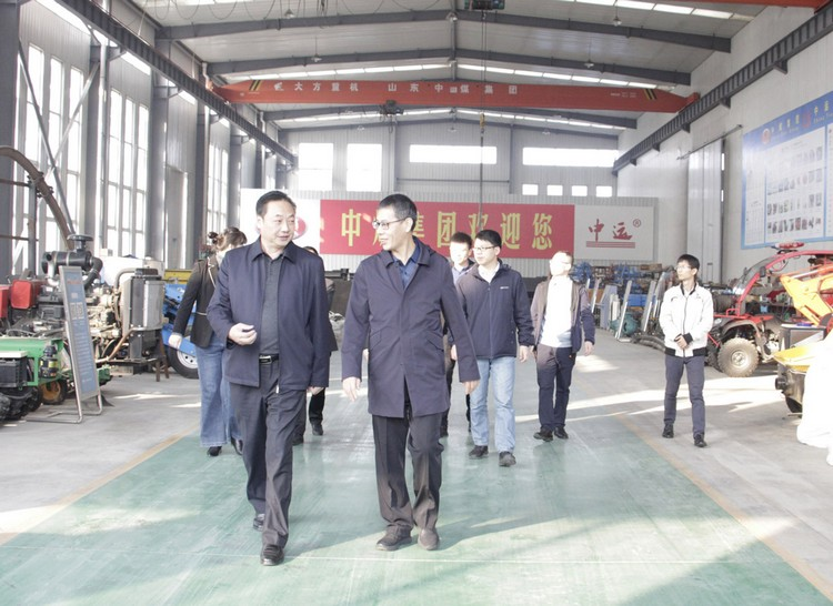 Warmly Welcome The Leaders Of Handan Iron And Steel Group To Visit China Coal Group Again To Discuss Cooperation