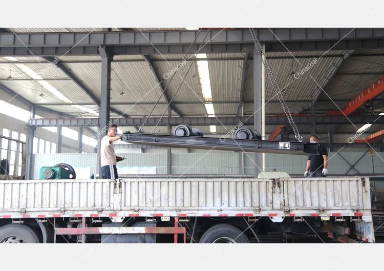 China Coal Group Sent A Batch Of Mining Flat Car To Guizhou