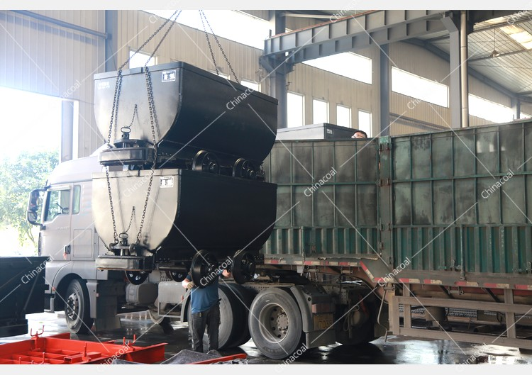 China Coal Group Sent A Batch Of Fixed Mine Car To Luliang, Shanxi Again