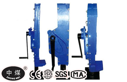 KD3-5 Hand Cranking Span Top Lever Rack Mechanical Jacks