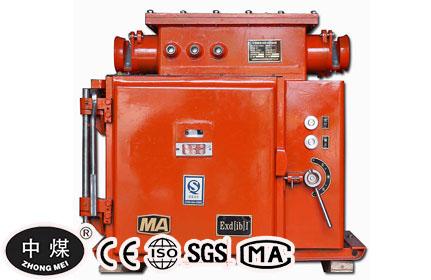 QJR vacuum exchange soft starter