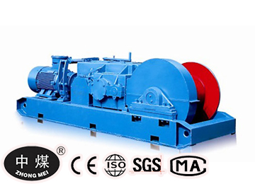 JHMB-14 Slow speed winch