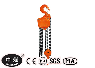 HS-VT manual chain hoist