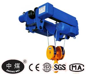 SHA-type wire rope electric hoist