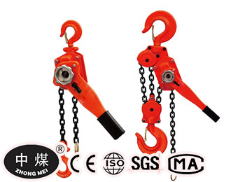 HSH-A 619 series Lever Chain Hoists