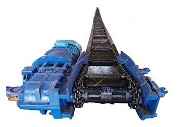 Mining Chain Scraper Conveyor For Mining Transporting Coal