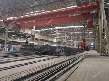 QU70 Crane Rails