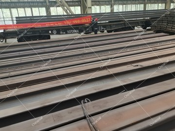 9kg Light Steel Rail Steel Track