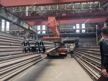 38kg U71Mn Heavy Rails Railroad Rail