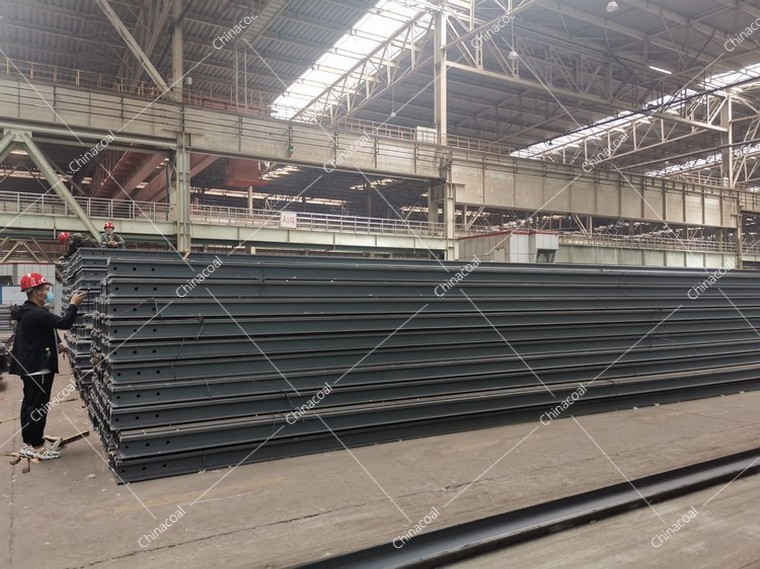 24 kg Light Steel Rail Railroad Track