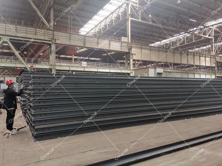 24 kg Light Steel Rail Railroad Track