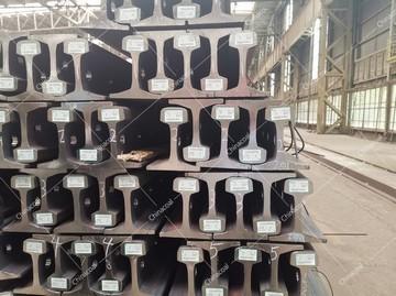 6kg Light Steel Rail Steel Train Track