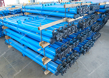 Coal Mine Support Prop Suspension Single Hydraulic Prop