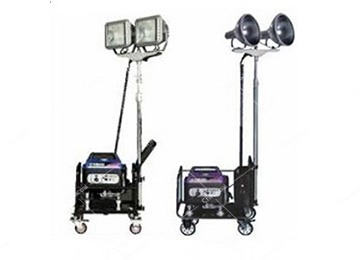 MO-2050L Industrial Construction Mobile Light Tower