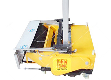 HX-1 Plastering Machine Wall Plaster Render Machine Manufacturer