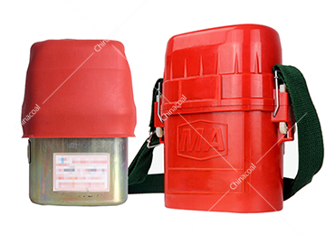 ZYX120 Compressed Oxygen Self-Rescuer