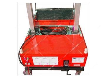 Building Machine Automatic Rendering Wall Plastering Machine