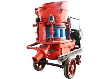Cement Spray Machines