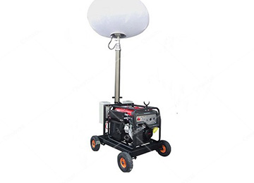 MO-1200Q Portable LED Balloon Light Towers for Sale